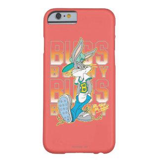 バッグス・バニーの™のカッコいいの学校の用品類 BARELY THERE iPhone 6 ケース