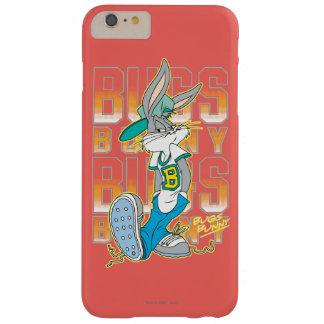 バッグス・バニーの™のカッコいいの学校の用品類 BARELY THERE iPhone 6 PLUS ケース