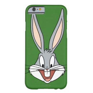 バッグス・バニーの™の微笑の顔 BARELY THERE iPhone 6 ケース
