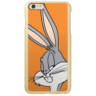 バッグス・バニーの™の横の一見 INCIPIO FEATHER SHINE iPhone 6 PLUSケース