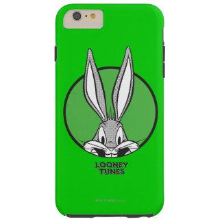 バッグス・バニーの™の正気でないアイコン TOUGH iPhone 6 PLUS ケース