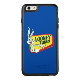 バッグス・バニーの™愚かいTUNES™のレトロパッチ オッターボックスiPhone 6/6S PLUSケース