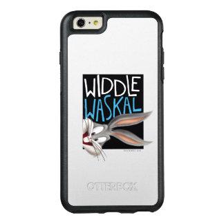 バッグス・バニーの™ - Widdle Waskal オッターボックスiPhone 6/6s Plusケース