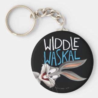 バッグス・バニーの™ - Widdle Waskal キーホルダー