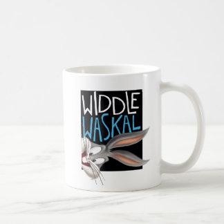 バッグス・バニーの™ - Widdle Waskal コーヒーマグカップ