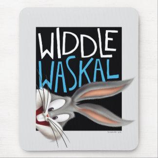 バッグス・バニーの™ - Widdle Waskal マウスパッド