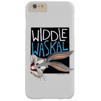 バッグス・バニーの™ - Widdle Waskal Barely There iPhone 6 Plus ケース