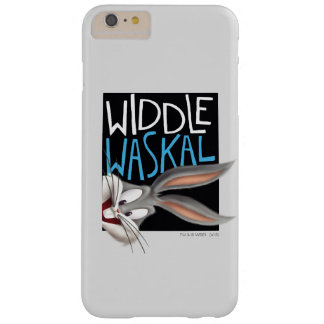 バッグス・バニーの™ - Widdle Waskal Barely There iPhone 6 Plus ケース
