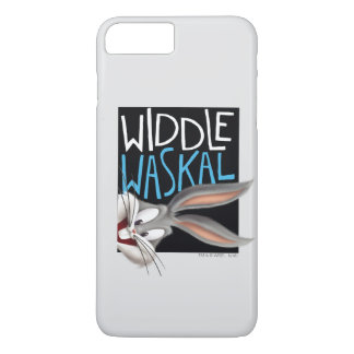 バッグス・バニーの™ - Widdle Waskal iPhone 8 Plus/7 Plusケース