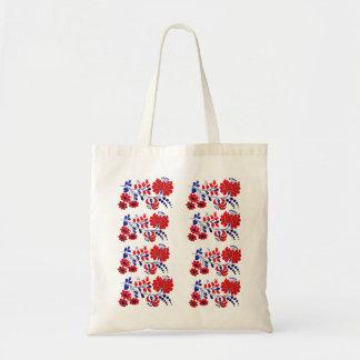 バッグ、ハンガリー語、刺繍 トートバッグ
