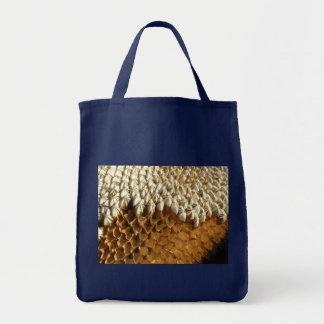 バッグ-ヒマワリの種 トートバッグ