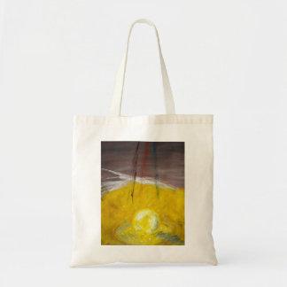 バッグ-油絵パリおよび3人の女神 トートバッグ