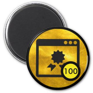 バッジの磁石- 100質 マグネット