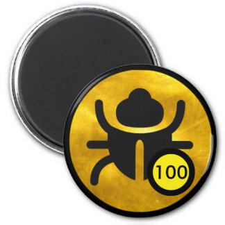 バッジの磁石- 100 InnerCircle マグネット