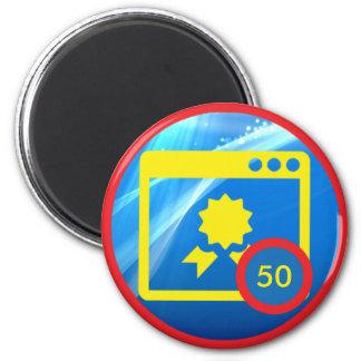 バッジの磁石- 50質 マグネット