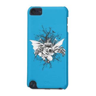 バットマンおよび木のデザイン iPod TOUCH 5G ケース