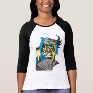 バットマンかBatgirlまたはロビン Tシャツ