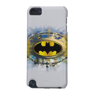 バットマンによって飾られるロゴ iPod TOUCH 5G ケース