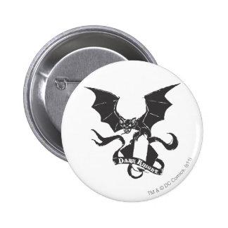 バットマンのイメージ50 5.7CM 丸型バッジ