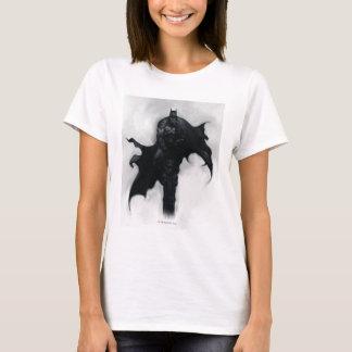 バットマンのイラストレーション Tシャツ