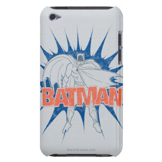 バットマンのグラフィック Case-Mate iPod TOUCH ケース