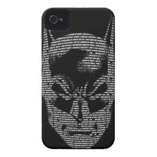 バットマンのヘッド信念 Case-Mate iPhone 4 ケース