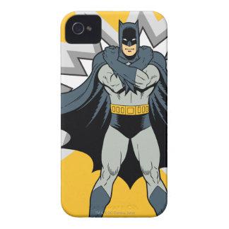 バットマンの十字の腕 Case-Mate iPhone 4 ケース