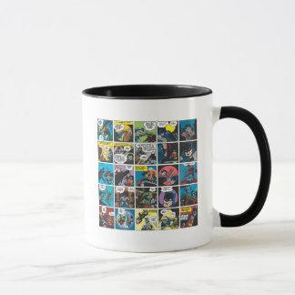 バットマンの喜劇的なパネル5x5 マグカップ