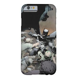 バットマンの戦いのアーチの敵 BARELY THERE iPhone 6 ケース