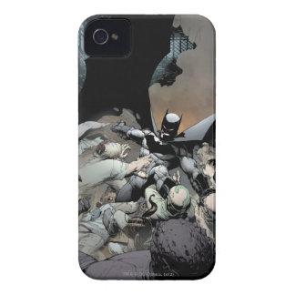 バットマンの戦いのアーチの敵 Case-Mate iPhone 4 ケース