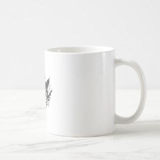 バットマンの暗い騎士|さまざまなこうもりのロゴ コーヒーマグカップ