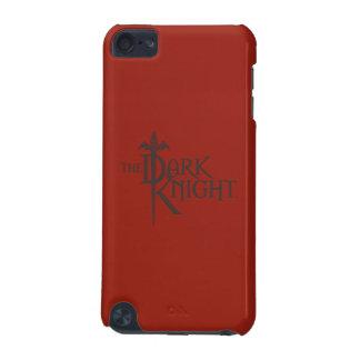 バットマンの暗い騎士|一流のブラウンロゴ iPod TOUCH 5G ケース