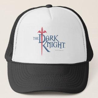 バットマンの暗い騎士|一流の赤い剣のロゴ キャップ