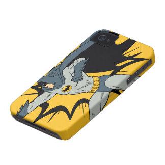 バットマンの穿孔器 Case-Mate iPhone 4 ケース