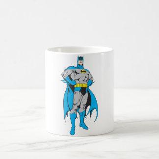 バットマンの立場 コーヒーマグカップ