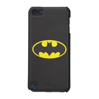 バットマンの記号|のこうもりの楕円形のロゴ iPod TOUCH 5G ケース
