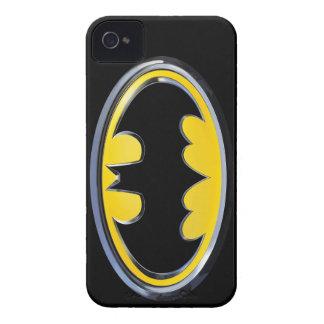 バットマンの記号|のクラシックなロゴ Case-Mate iPhone 4 ケース
