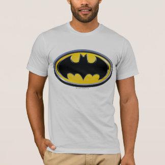 バットマンの記号|のクラシックなロゴ Tシャツ