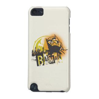 バットマンの都市伝説-バットマンのステンシル iPod TOUCH 5G ケース