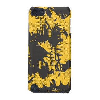 バットマンの都市伝説-落書きの都市景観2 iPod TOUCH 5G ケース