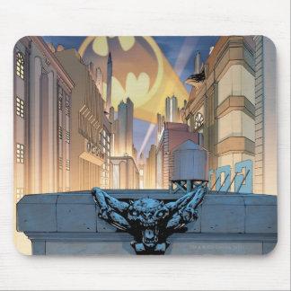 バットマンの都市伝説- BG 2 -ゴッサム・シティ マウスパッド
