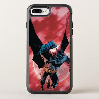 バットマンのFireyの空 オッターボックスシンメトリーiPhone 8 Plus/7 Plusケース