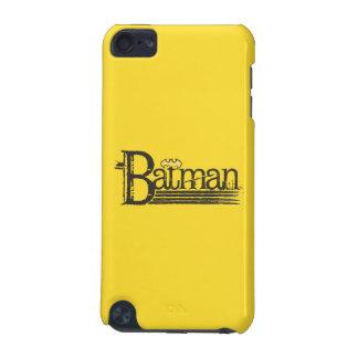 バットマンのShowtimeの手紙 iPod Touch 5G ケース