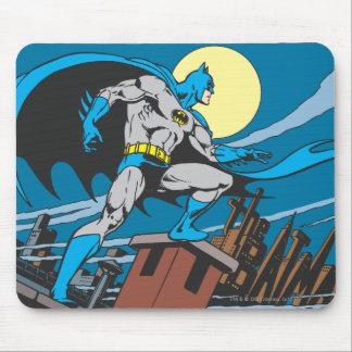 バットマンは都市を調査します マウスパッド