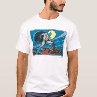 バットマンは都市を調査します Tシャツ