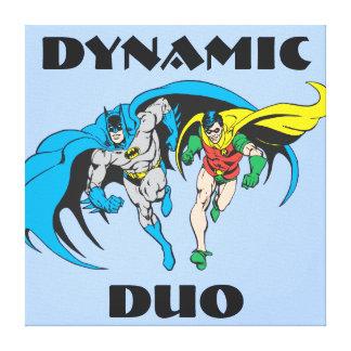 バットマン及びロビン キャンバスプリント