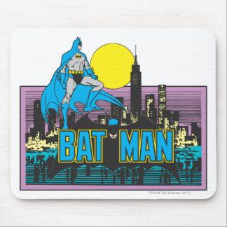 バットマン及び手紙 マウスパッド