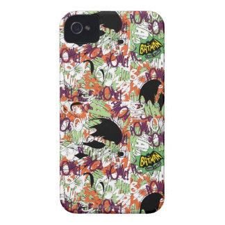 バットマン岬パターン Case-Mate iPhone 4 ケース