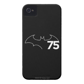 バットマン75のロゴ Case-Mate iPhone 4 ケース