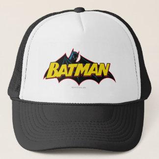 バットマン の古い学校のロゴ キャップ